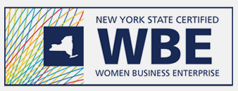 New York State Certified Women Business Enterprise (WBE)